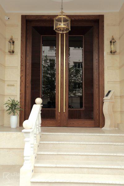درب ورودی