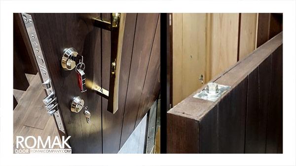 قفل مولتی پوینت درب ضد سرقت