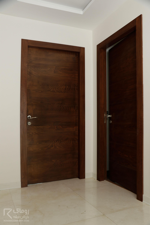 درب اتاق جفت