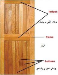 انواع درب