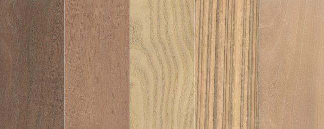 تشخیص چوب ها