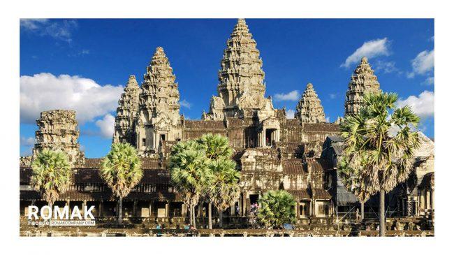سبک معماری در کامبوج