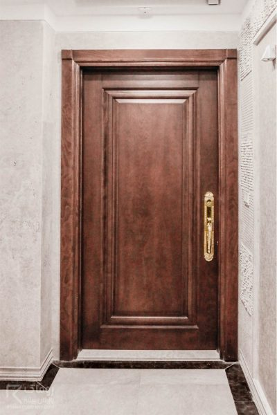 طرح درب ورودی