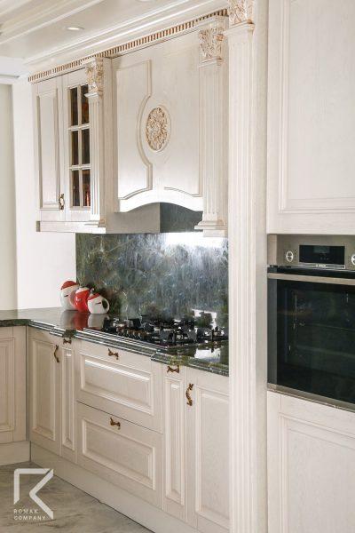 مدل کابینت حدید آشپزخانه