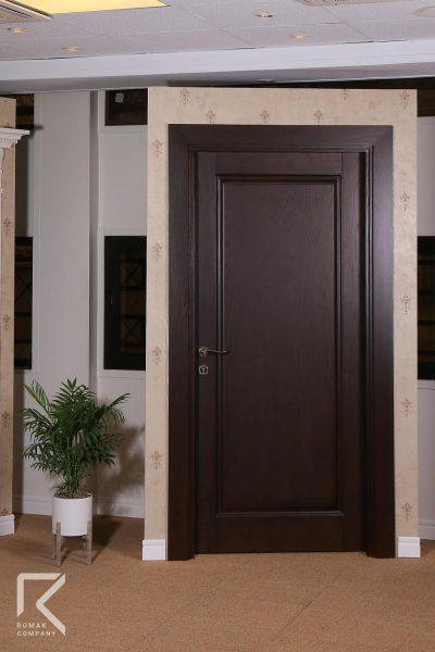 طراحی درب داخلی قابدار