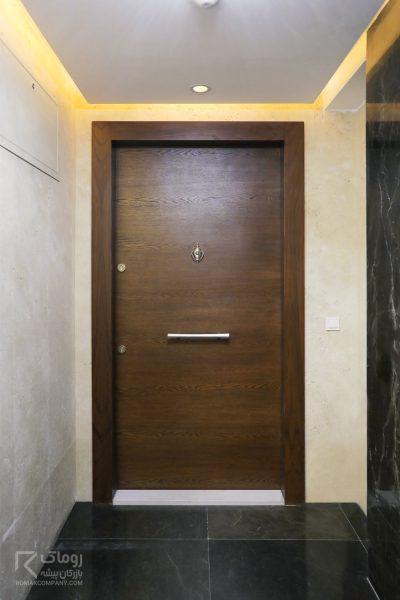 درب ضد سرقت ساده