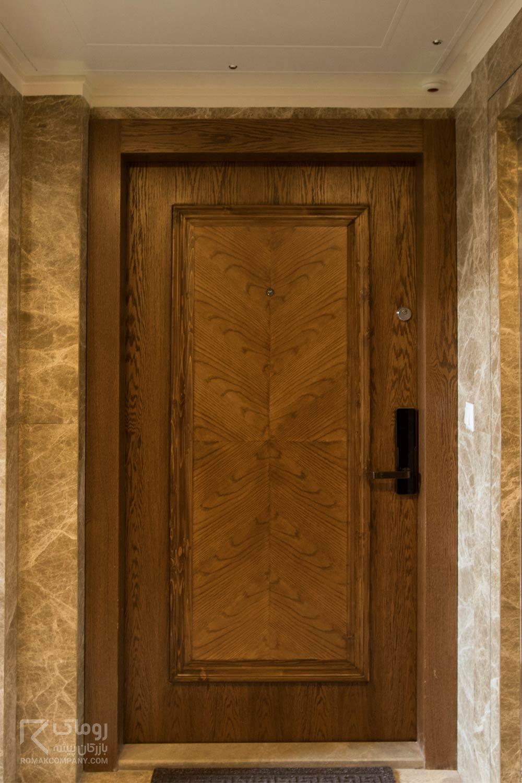 درب ضد سرقت ورودی
