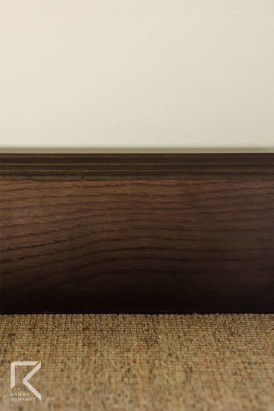 قرنیز 12 سانتیمتری ام دی اف و چوب راش