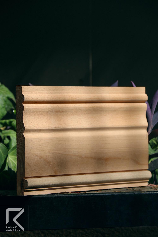 قرنیز 12 سانتی تمام چوب