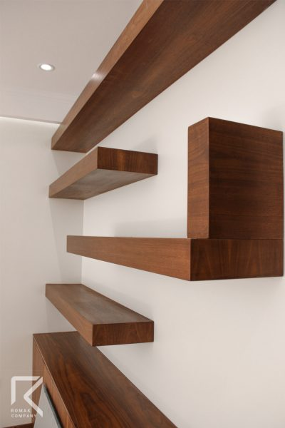 دکور دیواری چوبی