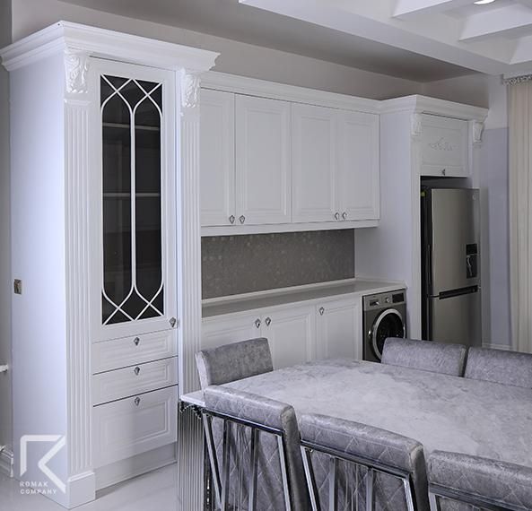 انواع کابینت آشپزخانه جدید